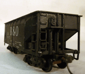 wood/metal Freight Cars